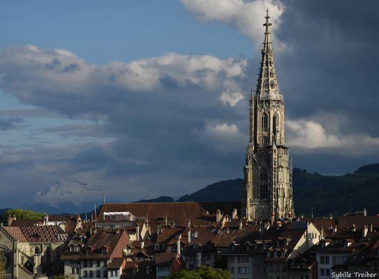 Abendstimmung in Bern
