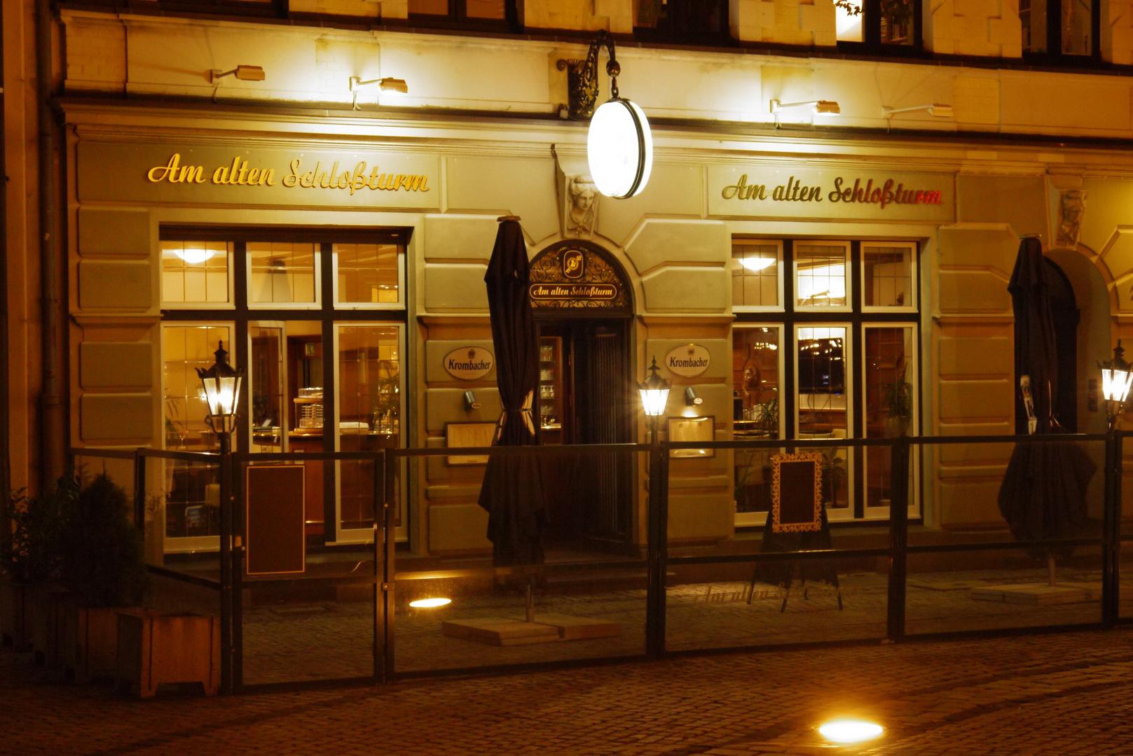 Abendstimmung in Düsseldorf 4