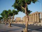 Abendstimmung in Luxor