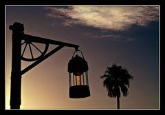 Abendstimmung in Scottsdale