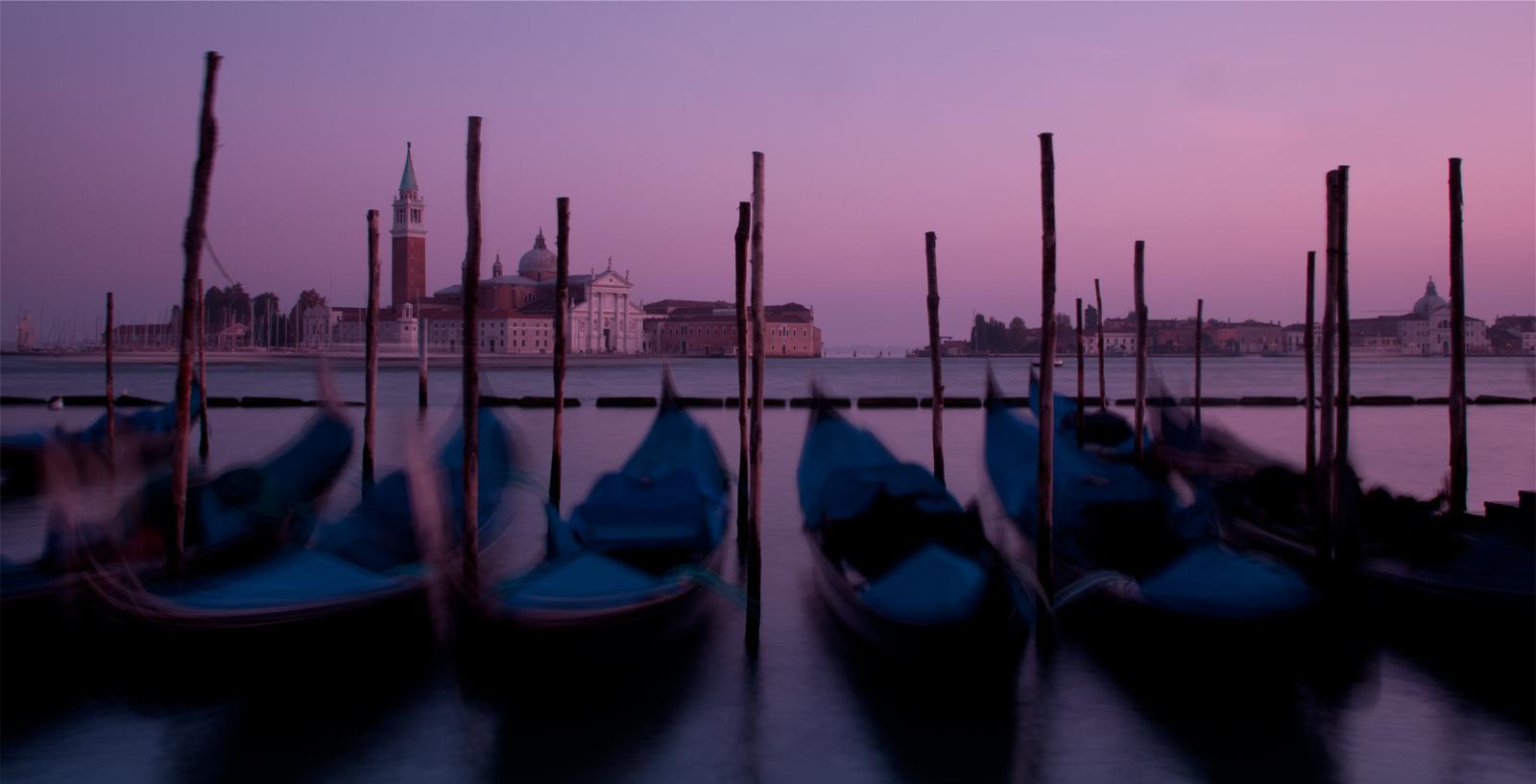 Abendstimmung in Venedig