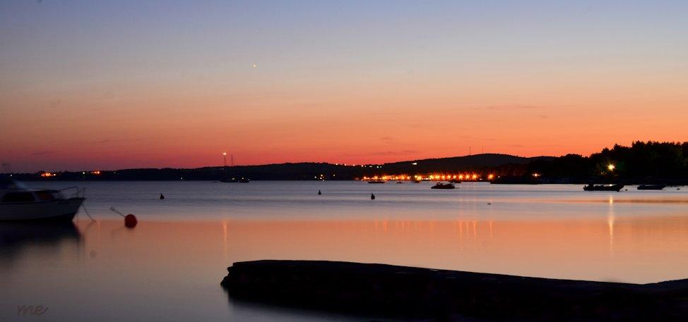 Abendstimmung in Zadar