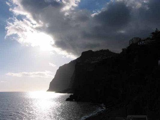 Abendstimmung nahe Funchal