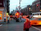 Abendstimmung New York City