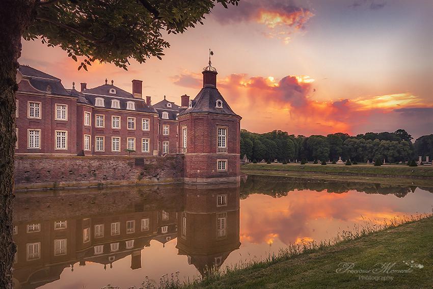 Abendstimmung Schloss Nordkirchen
