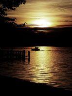Abendstunden am See