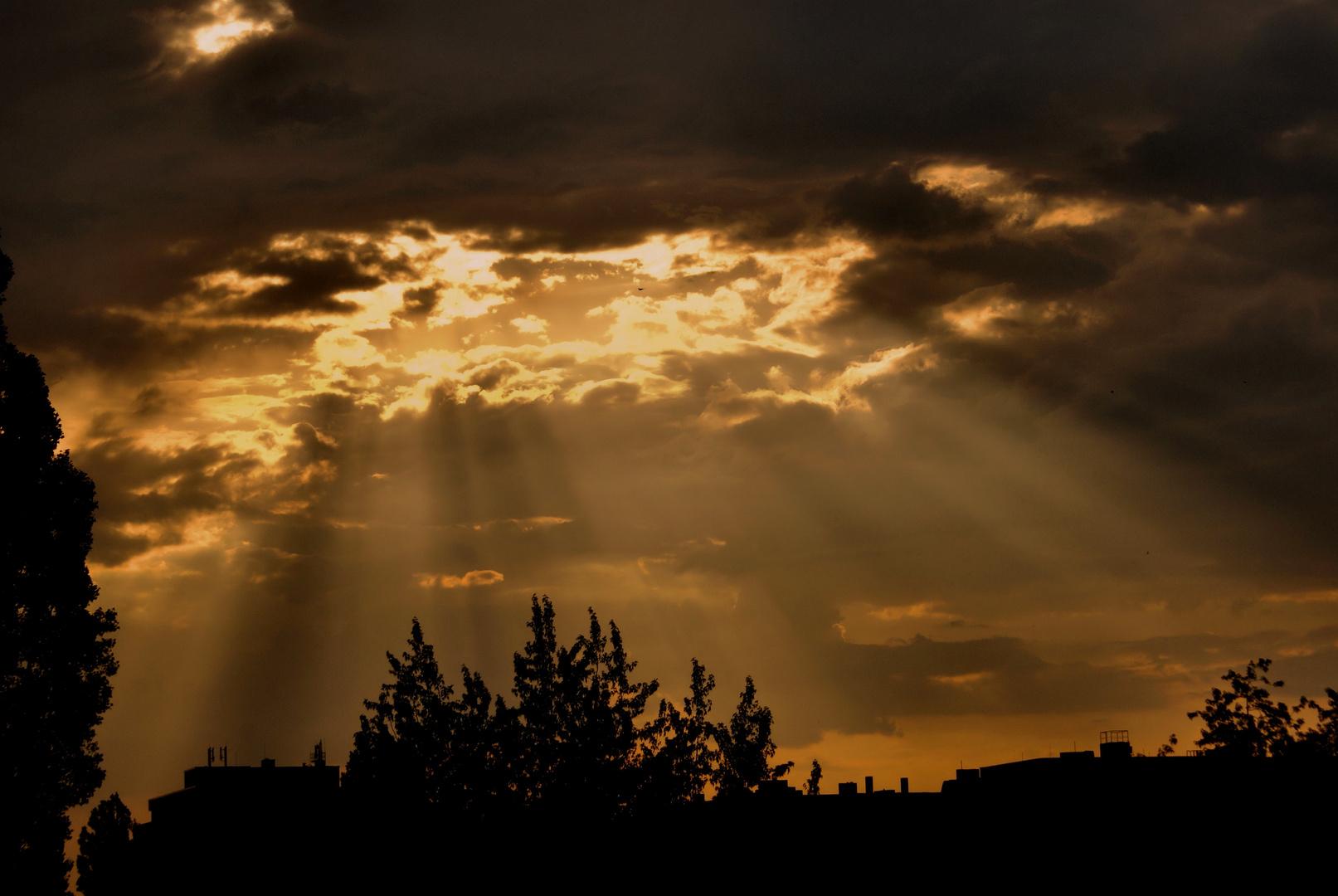 Abend.....Zeit der Träume