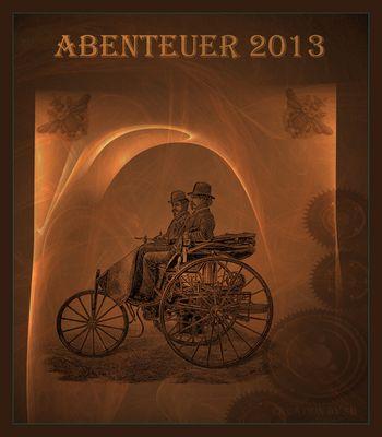 Abenteuer 2013