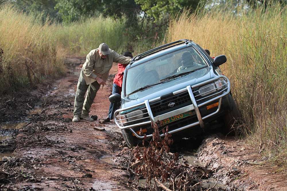 Abenteuer Afrika - Benin - Parc National de la Pendjari