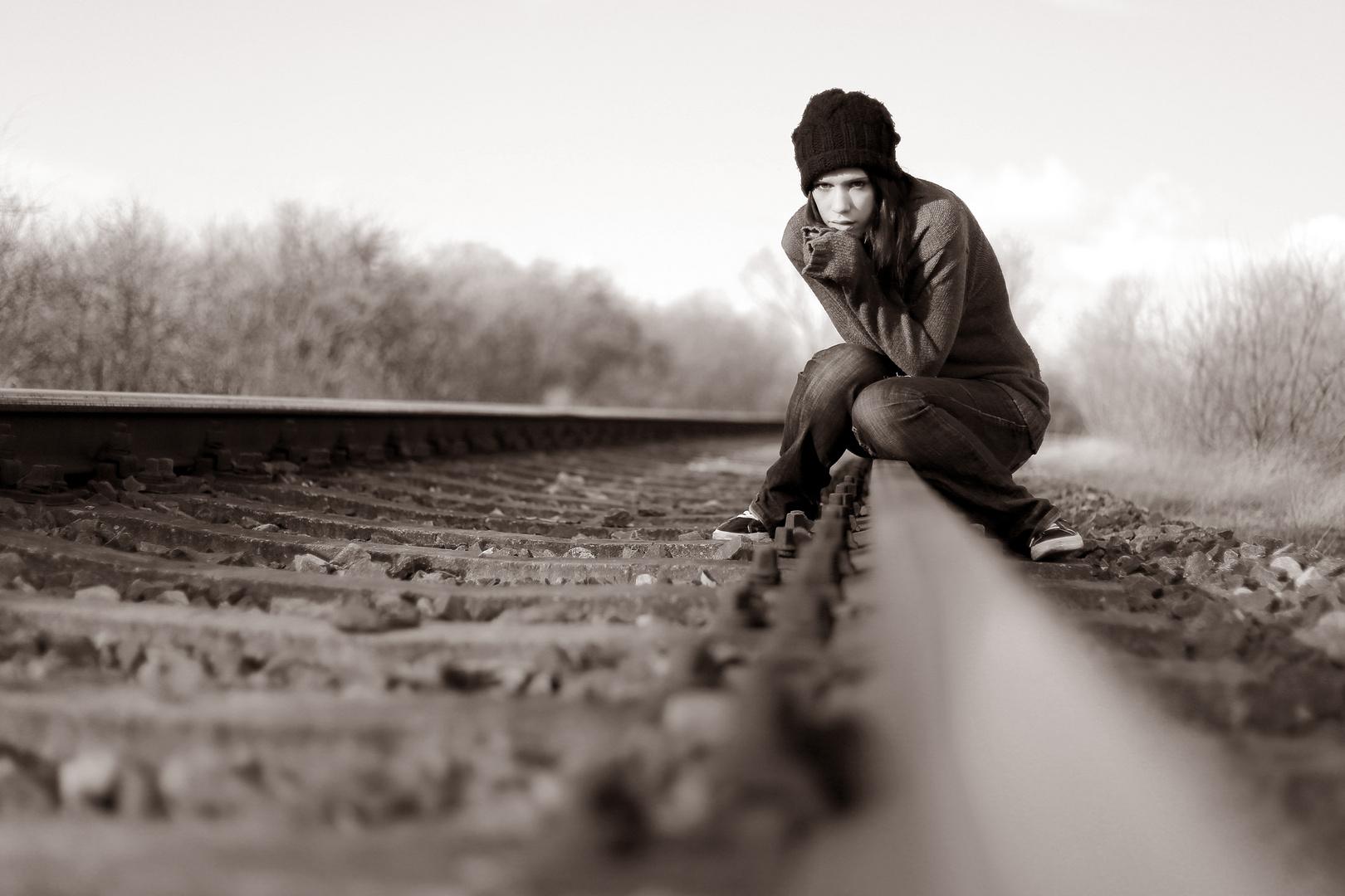 Abenteuer eines Schienenstrangs