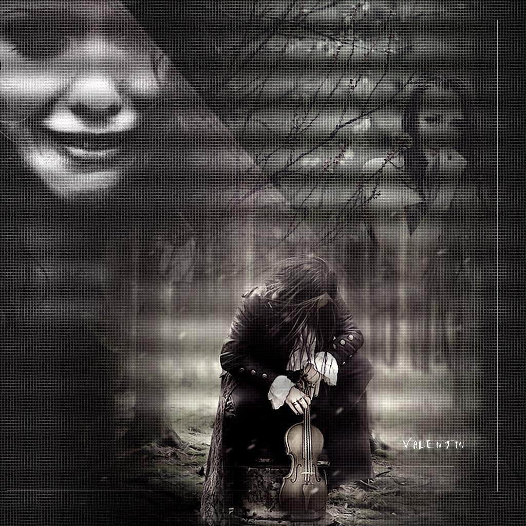 Aber die Seele kann weinen