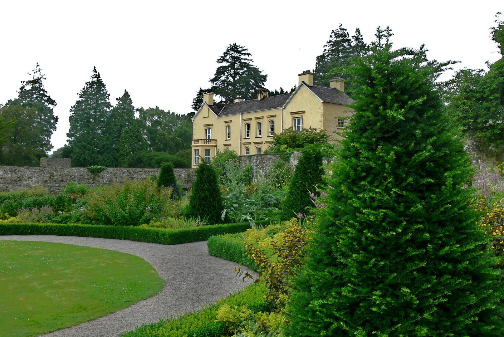 Aberglasney House and Gardens III