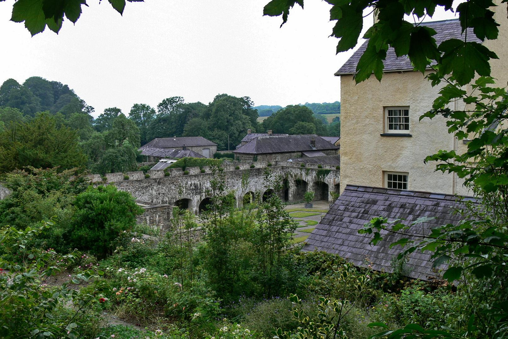 Aberglasney House and Gardens VII