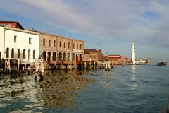 Abfahrt von Murano