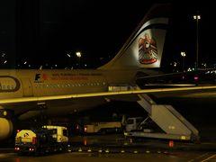 Abflug in München am 04.02.2013 ...