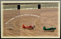 Abflug Tempelhof
