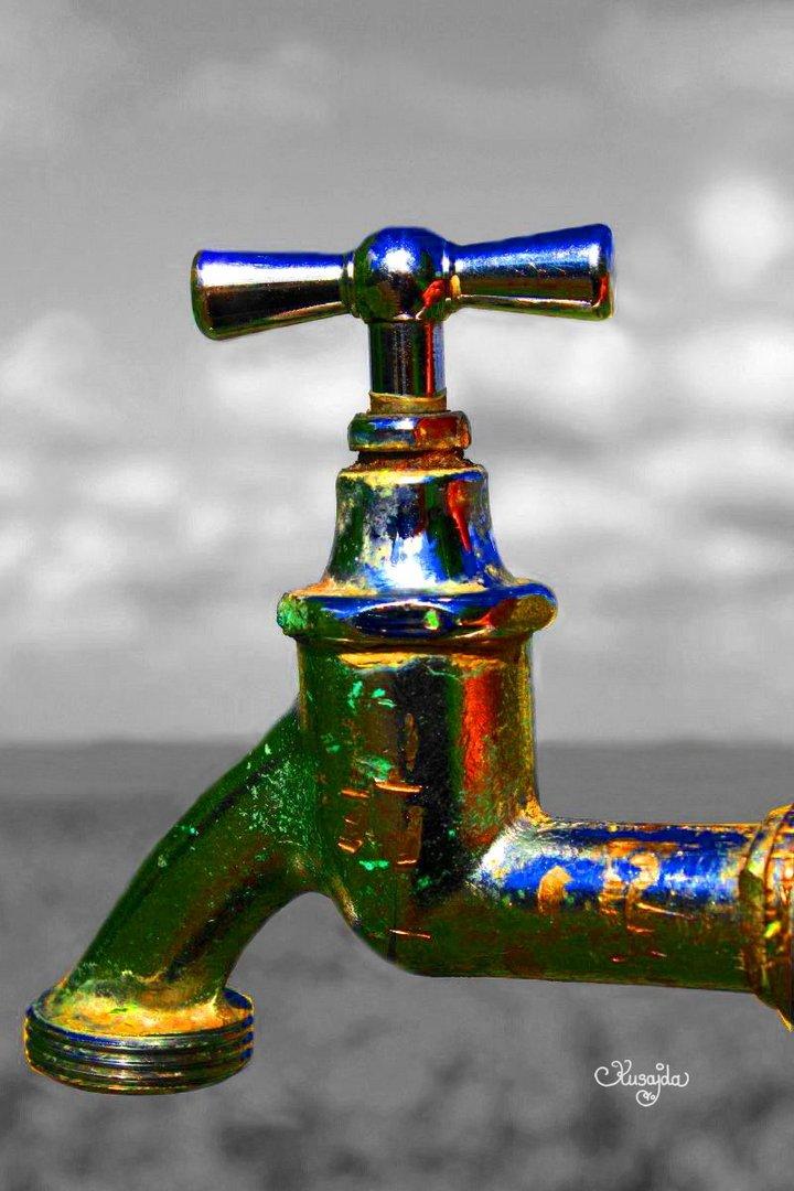 ABGEDREHT - Trinkwasserknappheit im japanischen Krisengebiet!