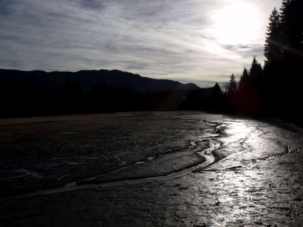 Abgelassener See