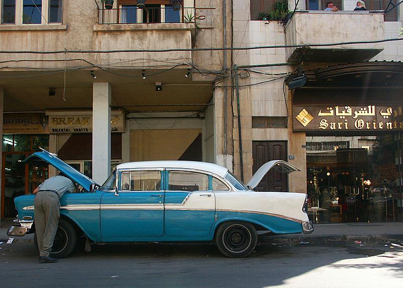 Abgestellt in Damaskus ....(4)