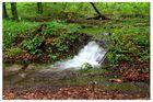 ablaufendes Hochwasser