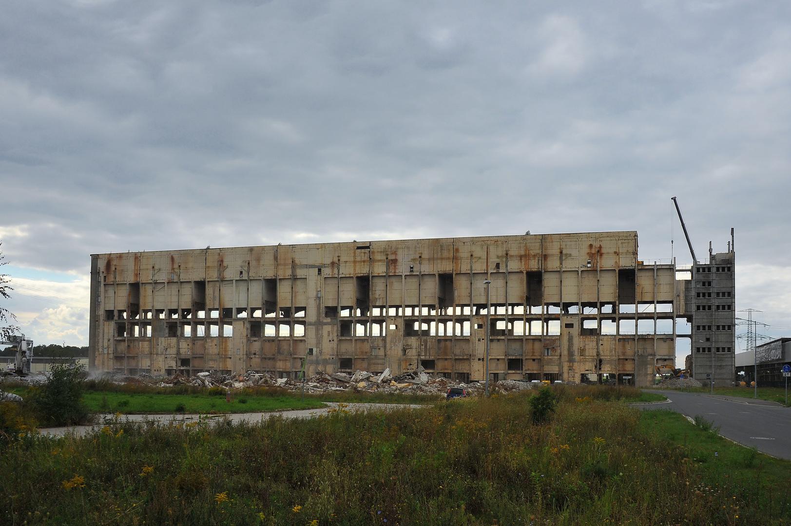 Abriss Kraftwerk Lippendorf 08_11_2