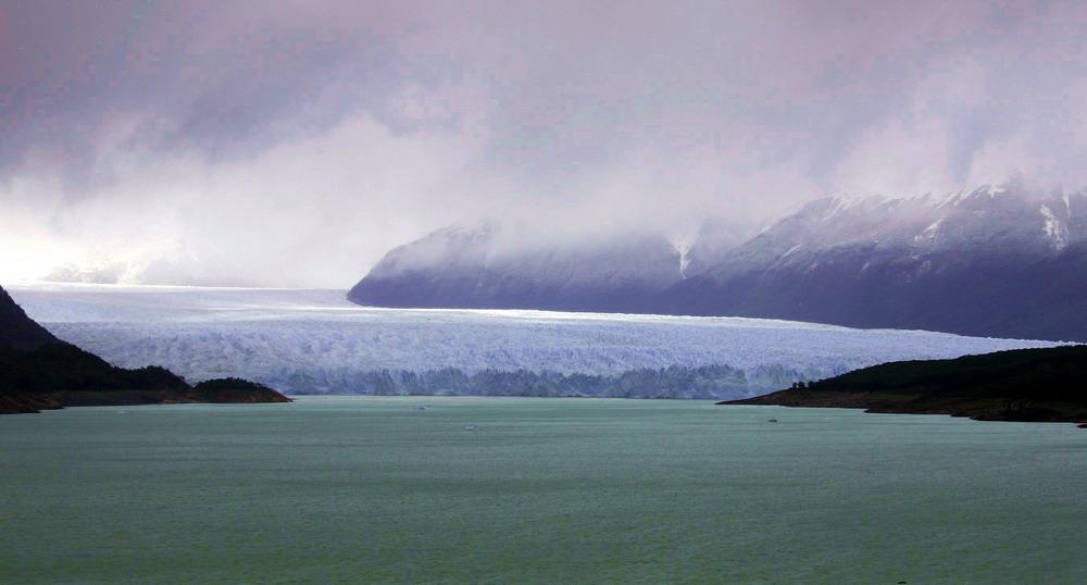 Abschied vom Perito Moreno Glaciar