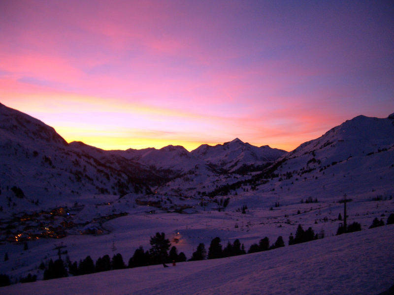 Abschied vom Skiwinter 2006