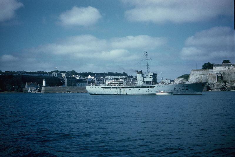 Abschied von Belle-Isle-en-Mer