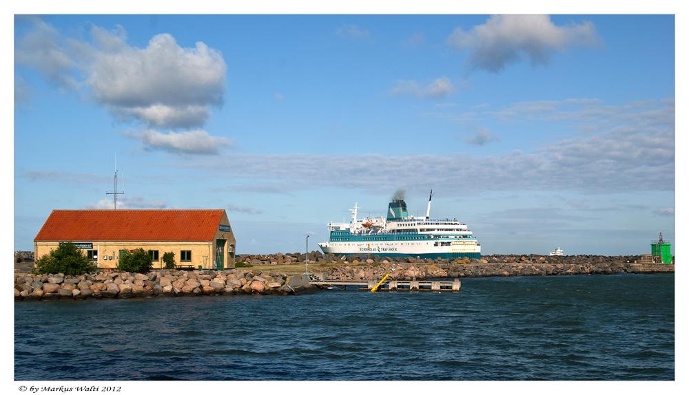 Abschied von Bornholm