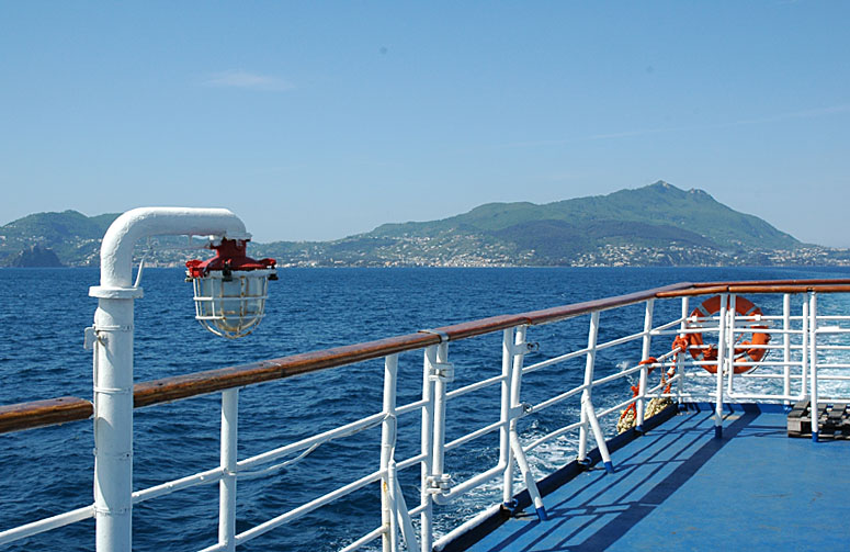 Abschied von Ischia