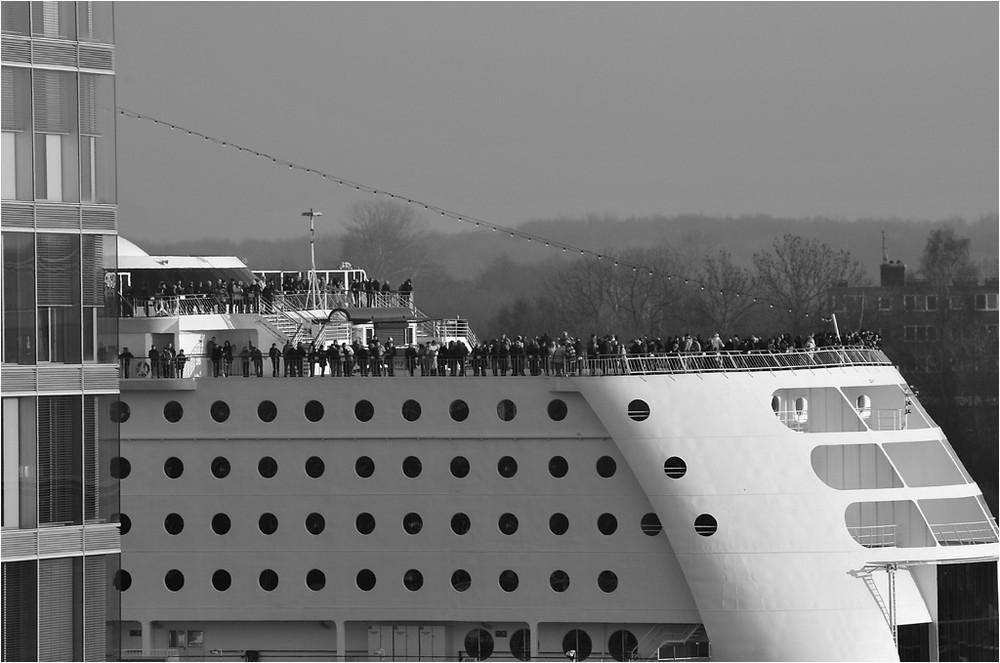 Abschied von Kiel