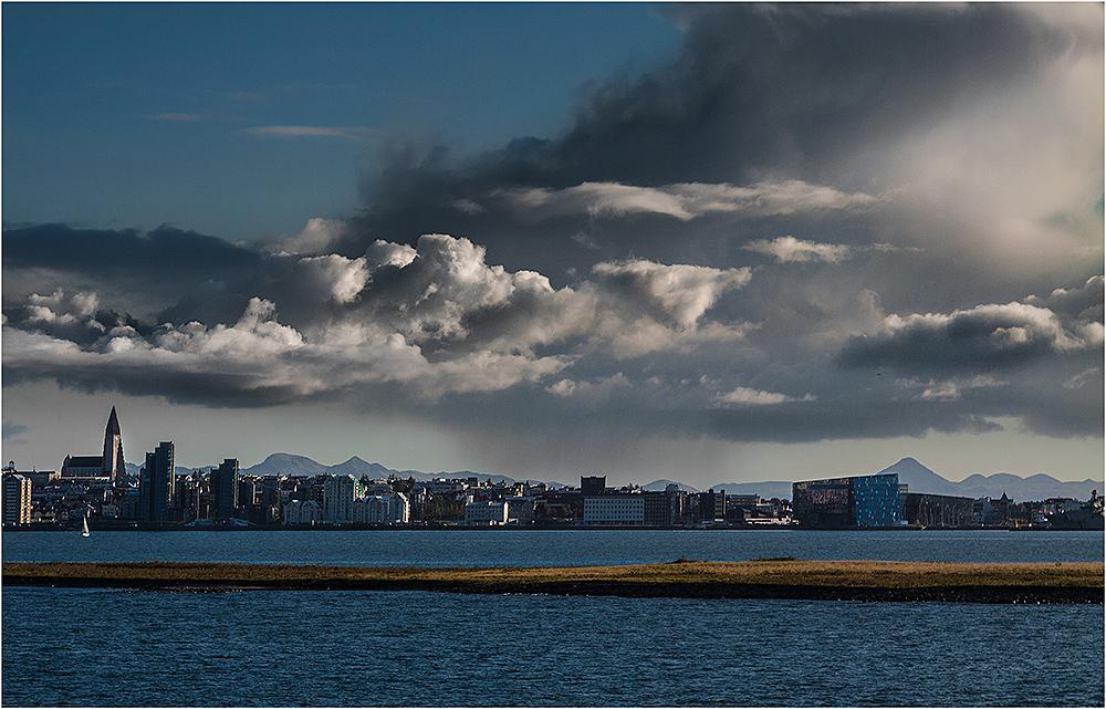 ... Abschied von Reykjavik II ...