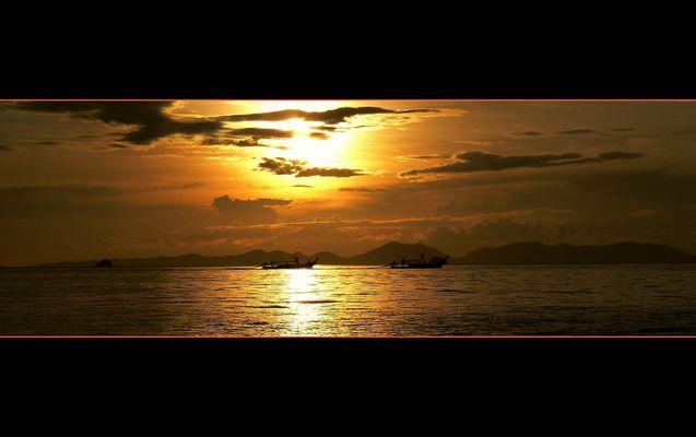 - Abschied von Thailand -
