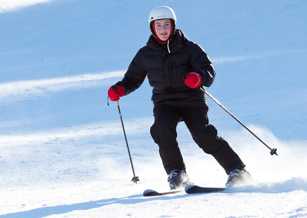Abschluss der Skisaison