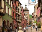 Abschlußfotos v. Urlaub im Elsass, Riquewihr Bild 2