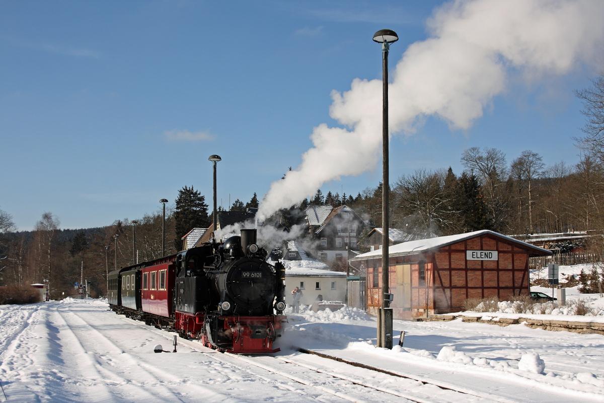 Abseits der Brockenbahn...