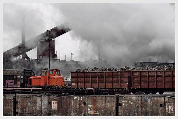 Abseits der Containerterminals
