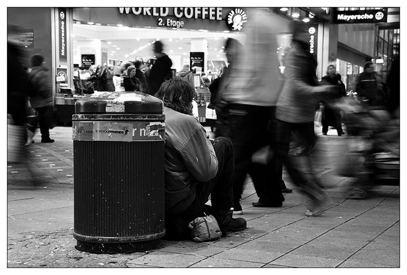 Abseits der Konsumgesellschaft