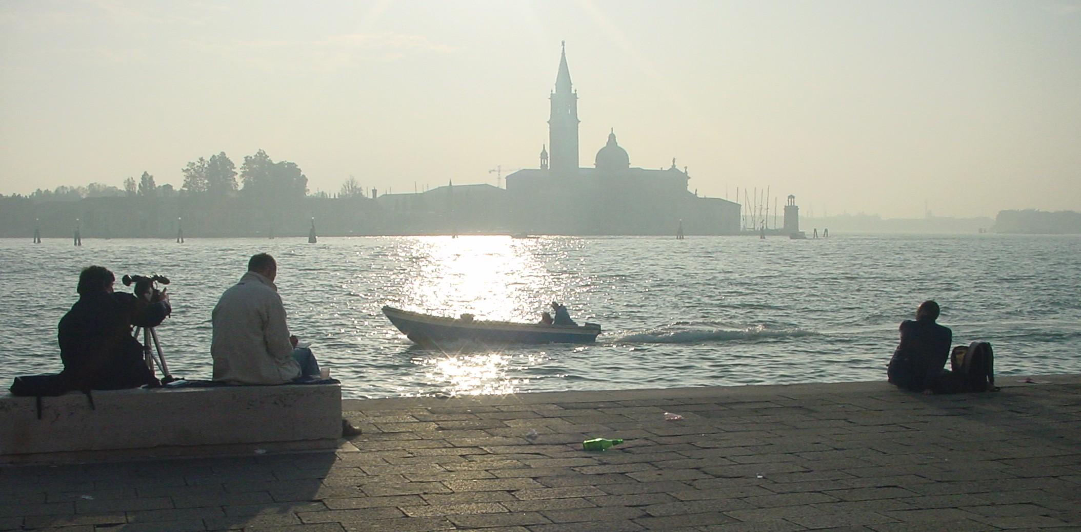 abseits der üblichen Motive von Venedig