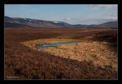 absolute Stille in den Highlands