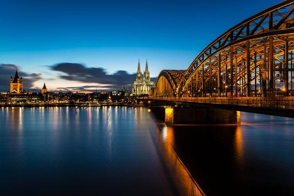 Abstecher nach Köln