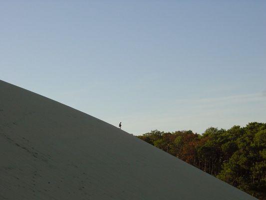 Abstieg vom Pilat