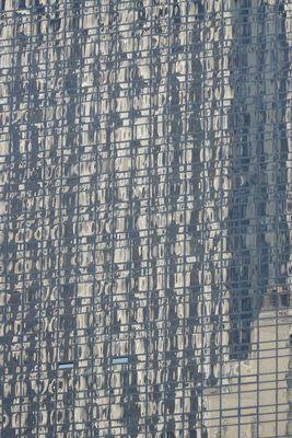 Abstract - Tower at New York