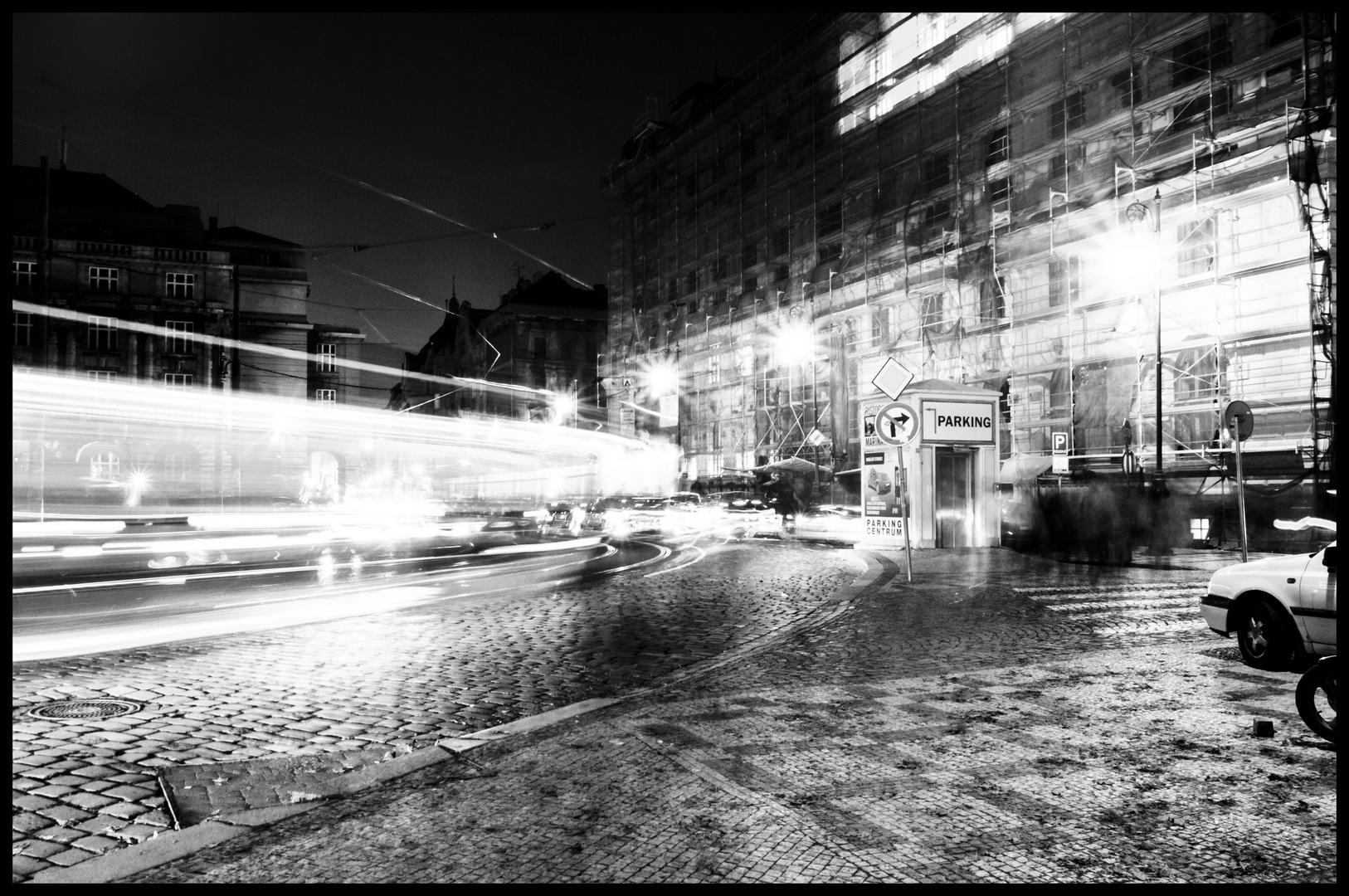 Abstrakt Prag