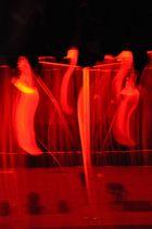 Abstrakte Tanz