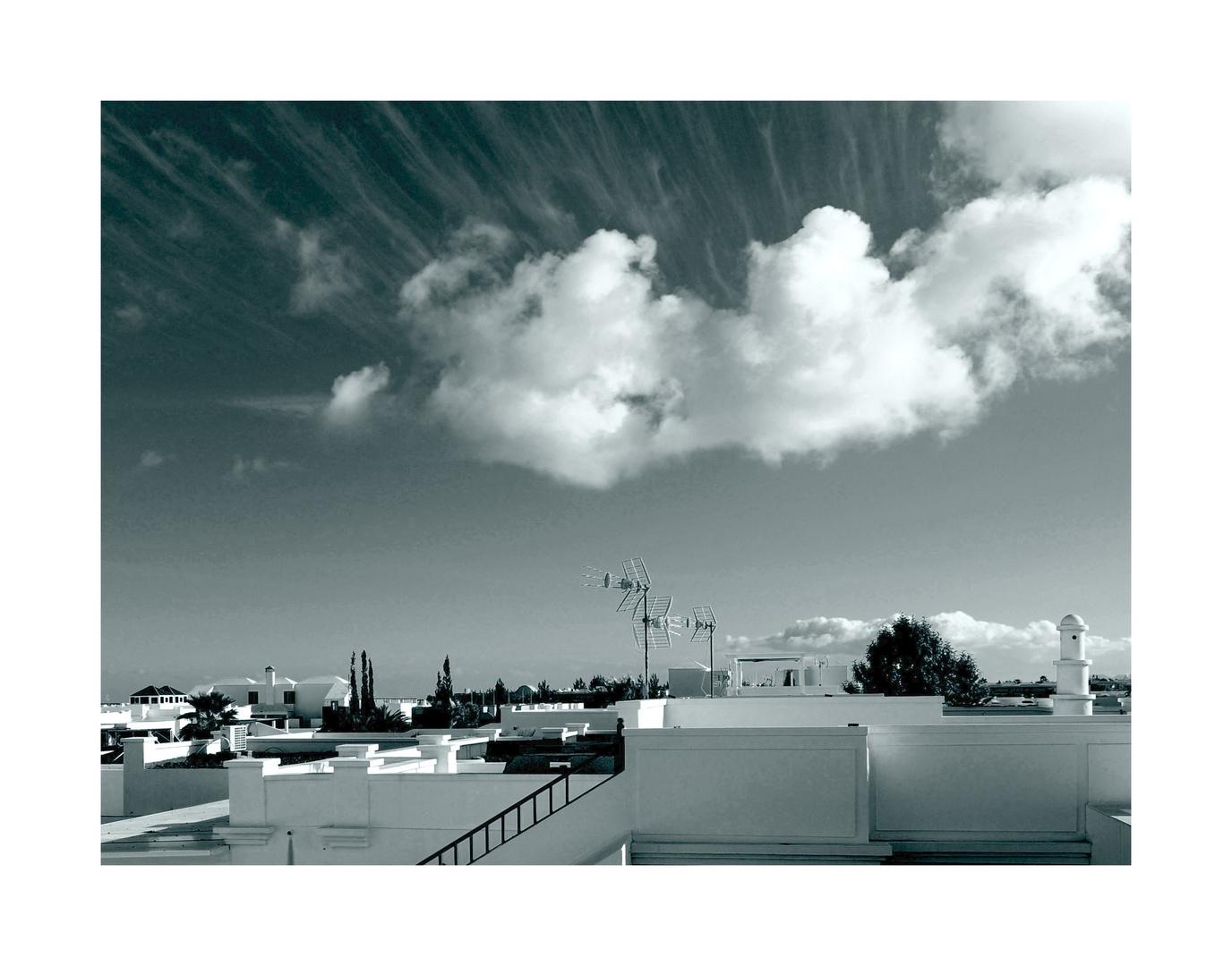 Absturz der Wolke 7