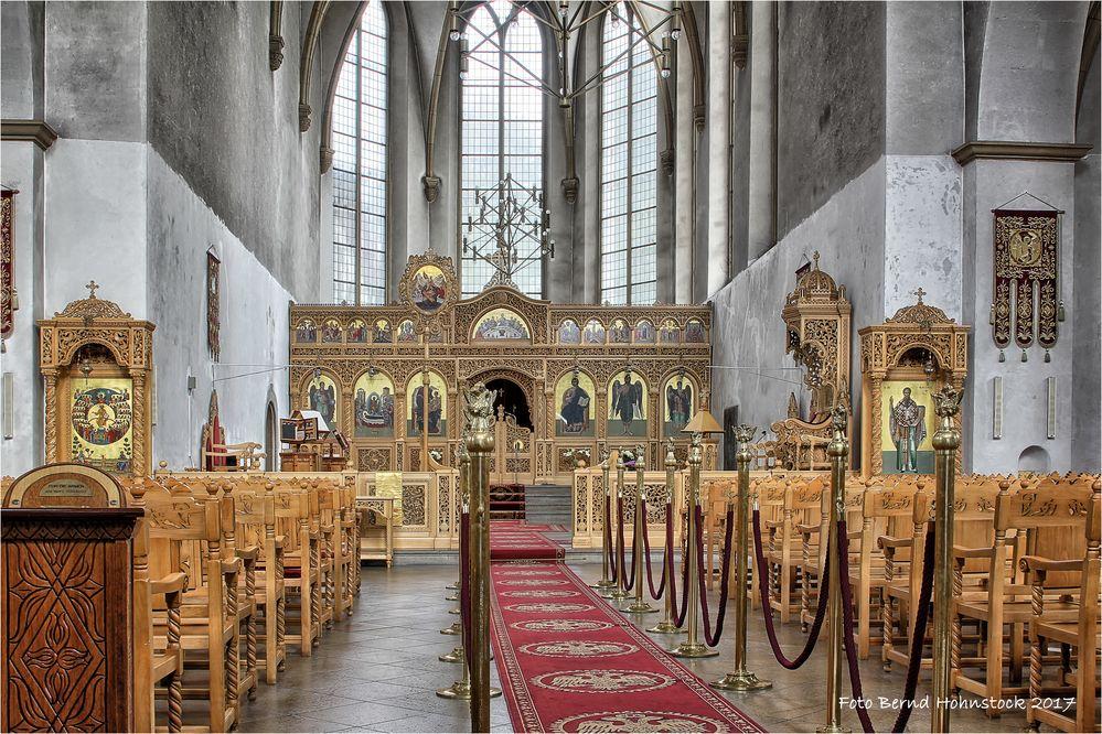 Abtei Deutz ... Alt St Heribert zu Köln
