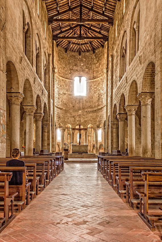 Abtei di Sant' Antimo Toscana