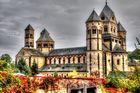 Abtei Maria Laach in der Voreifel