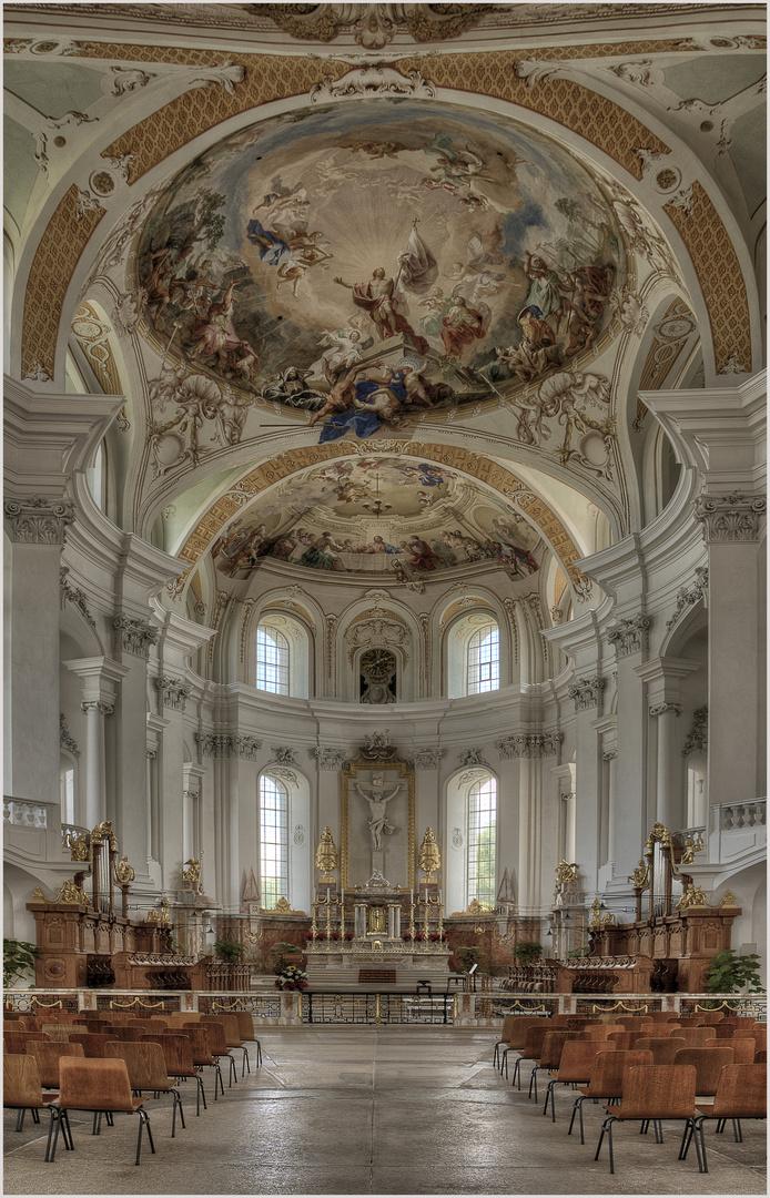 Abtei Neresheim.